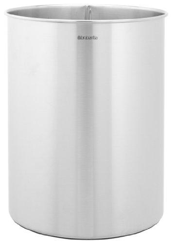 Brabantia 313387 Waste Paper Bin, 15-Liter