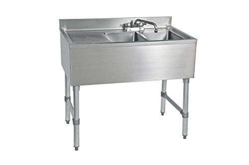 Compartment Bar Sink - 8