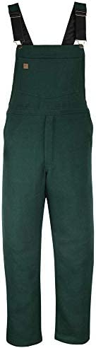 Big and Tall Premium Wool Hunting and Outdoor Bib Overalls to 4X Big Made in Canada