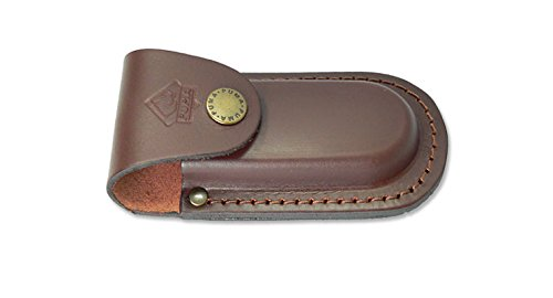 (Puma Hunting Knife Sheath Bag Case Pouch Leather Brown (993566))