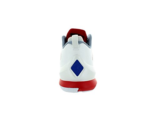 JORDAN CP3.VIII AE Nike Herren Mod. 725173 Weiß/Blau (WHITE/GAME ROYAL-SPRT RD-CL BL)