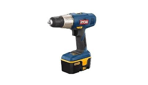 Ryobi One+ 18V Drill Kit 1 Battery Charger 18 Volt P835 P100 (Ryobi Drill 1 2 18v)
