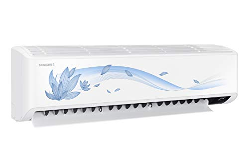 Samsung 1.5 Ton 5 Star Inverter Split AC (Copper, AR18AY5YATZ, White) 2021 July Split AC with inverter compressor: Variable speed compressor which adjusts power depending on heat load. It is most energy efficient and has lowest-noise operation Capacity: 1.5T Energy Rating: 5 star