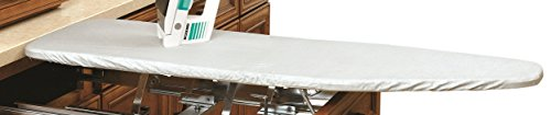 Rev-A-Shelf Vanity Pullout Ironing Board, Gray