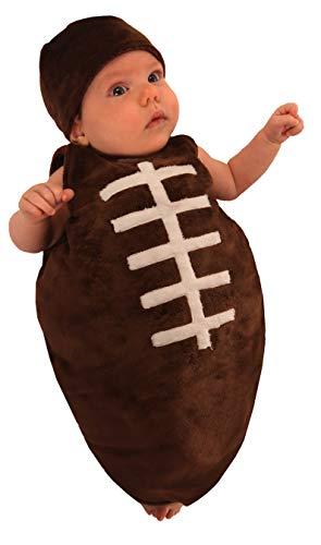 (Princess Paradise Baby Boys' Finn The Football Deluxe, Brown,)