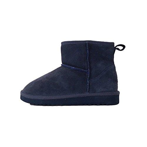 Blue Boot Suede Shoes Ladies Dude Women's Indigo Sella YFw0F