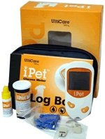 UltiCare VetRx iPet Blood Glucose Meter Kit