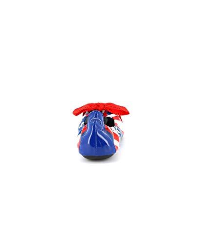 Cassis Cote Jabus Ballerines Américaines Bleu D'azur SSxrRd4