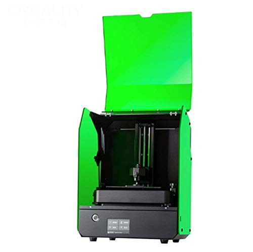 SHIJING Creator of 3D LCD Large Size high Precision Light Curing Printer photosensitive Resin Teeth Jewelry
