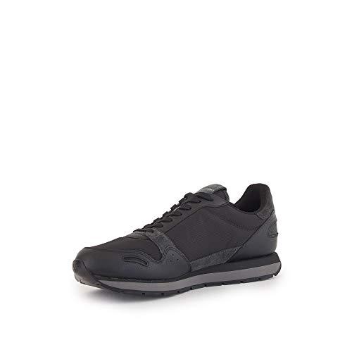 X4x215 Sneakers Emporio Homme Xl454 Armani Noir qA55t