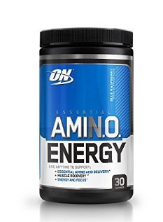 Optimum Nutrition Essential Amino Energy Blue Rasp 30/Serv by OPTIMUM NUTRITION
