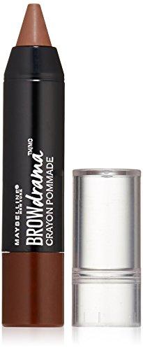 Maybelline New York Eyestudio Brow Drama Pomade Crayon Eye Color, Auburn, 0.04 Fluid Ounce
