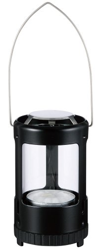 UCO Mini Ultra Light Candle Lantern for Tealight Candles, Black (Best Camping Candle Lantern)