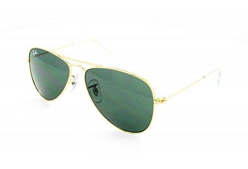 Gafas de sol para niños Rayban oro RJ 9506 S 223/71 - 50/13 ...