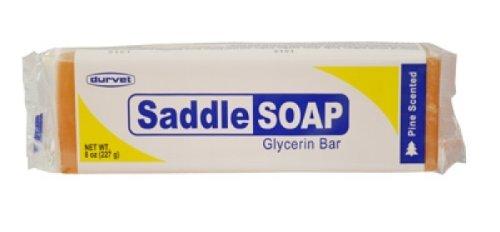 Saddle Soap Glycerin Bar For Leather (Saddle Soap Bar)