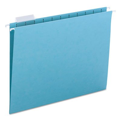 Smead Hanging File Folders Assorted Primary Colors