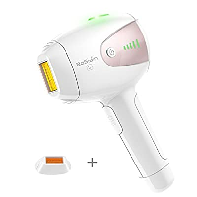 Bosidin Hair Removal Device Light Hair Removal Shaving Epilator No Pain With No Side Effects Personal Care Professional Hair Remover Device For Arm, Underarm, Bikini Line & Legs