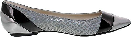 Elie Tahari Chaussures À Talons Hauts Taj Cheville Pour Femme Chaussures En Inox / Noir / Métal