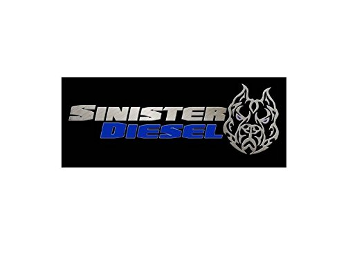 SINISTER DIESEL BYPASS OIL FILTER RETRO FIT KIT FOR EXISTING COOLANT FILTRATION (Diesel Bypass Filter)