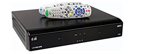 Factory Remanufactured Dish Network VIP 722 by Dish Network
