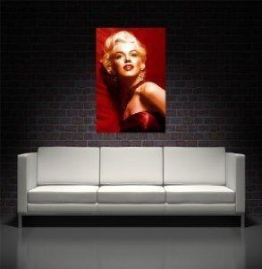 marilyn monroe poster canvas