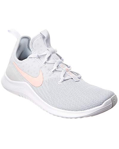 8 Nike Eu Wmns Free pure Pink Scarpe Ginnastica Tr 001 Basse white Platinum storm Da Donna 43 BBgFxqw
