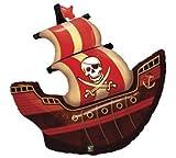 """Pirate Ship 40"""" Mylar Balloon"""
