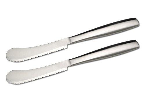 chg 9829-104 Frühstücksmesser 2 Stück Länge: 23 cm
