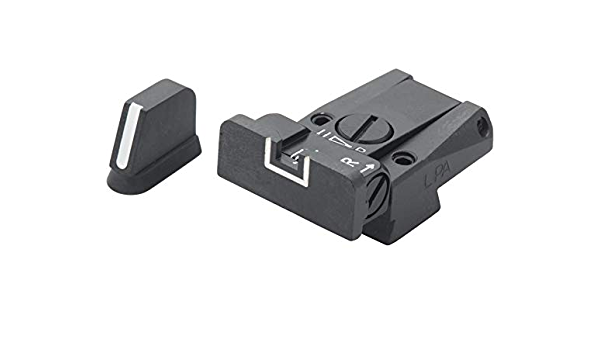 "/""Shadow 2 SPS06CZ6F LPA SIGHTS Set de Mire LPA pour CZ SP01 /""Shadow/"""
