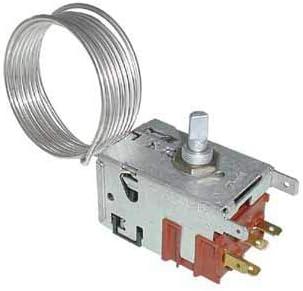 Kit de termostato para congelador Danfoss 077B-7005 No.5