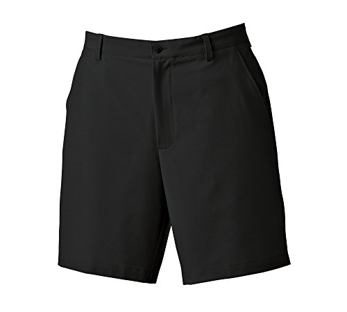 FootJoy Men's Performance Golf Shorts Black Size 38 Regular