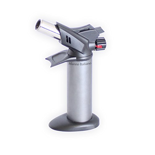 Butane Cooking Torch - Manno Italiano