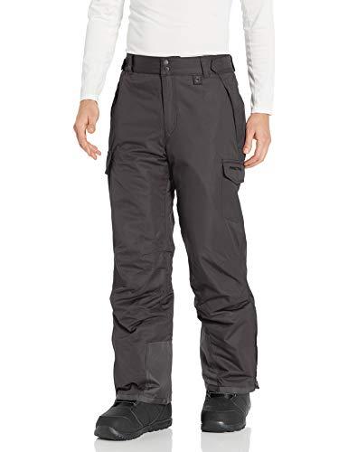 Arctix Men's Essential Snow Pants, Charcoal, X-Large/Regular