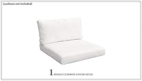 Amazon.com: TK Classics Fundas para cojines de silla, 3.9 in ...