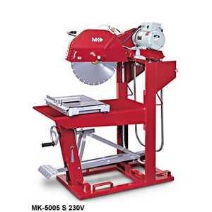 Gas Block Saw - 3