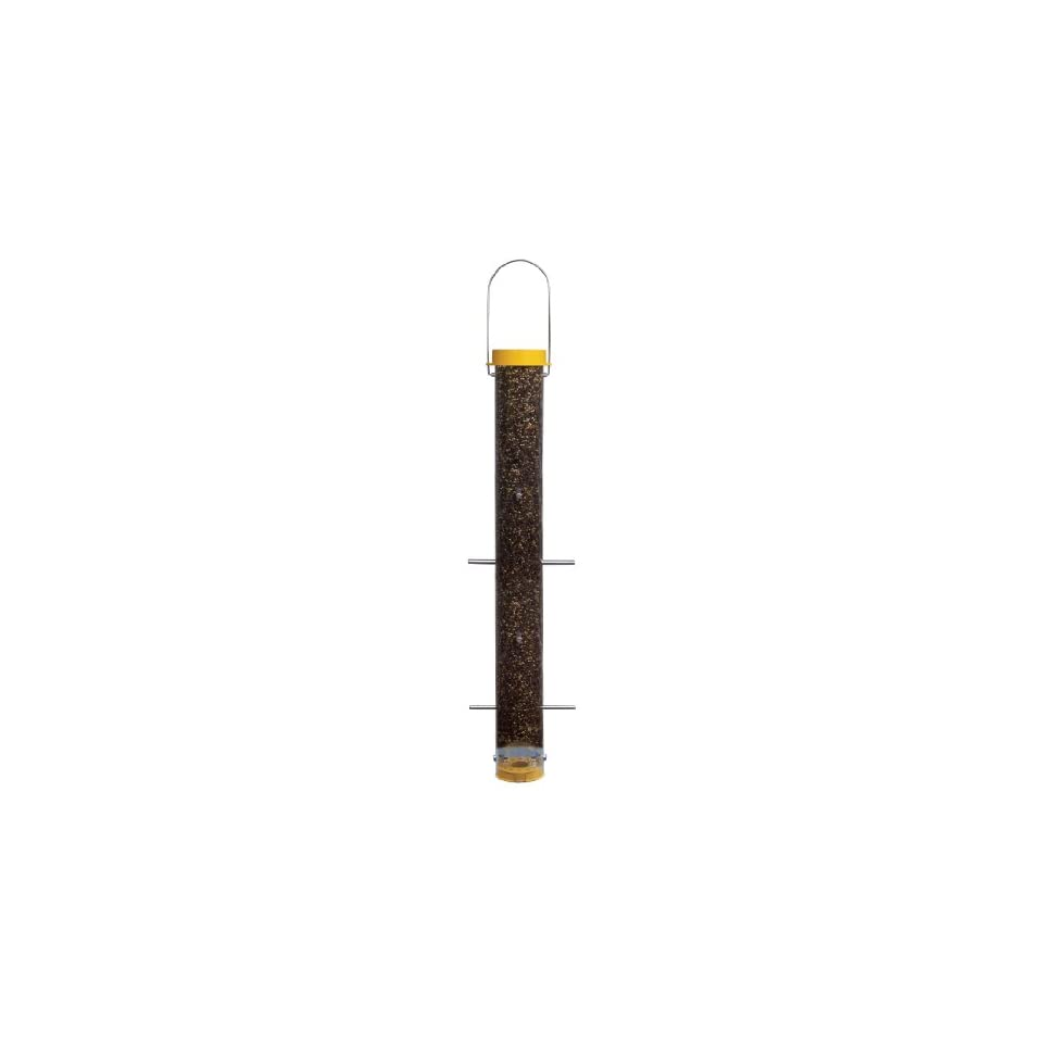 Droll Yankees BUF23 Bottoms Up Finch Feeder, 23 Inch