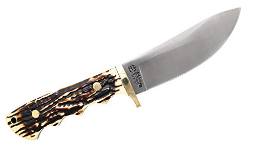Uncle Henry 183UH Elk Hunter Full Tang Skinner Fixed Blade