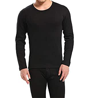 New Thermal Underwear Mens Long Johns Shirt+Pants 2 Piece