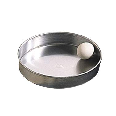American Metalcraft 8000 Series Straight Sided Pizza Pan, 7 x 2 inch - 1 each. ()