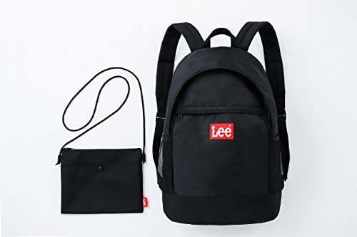 Lee BACKPACK SET BOOK RED version 付録画像
