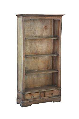 - Sunset Trading CC-CAB1918S-SV Country Cottage Cabinet, Brown