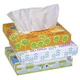 KIM21195 - Kleenex 21195 Junior Facial Tissue, 8.4quot; x 5.8quot;