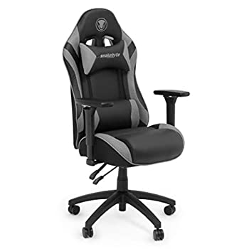 Image of Games snakebyte Universal Gaming Seat, Racing Chair, Ideal for Long Gaming Sessions - Grey (PS4)