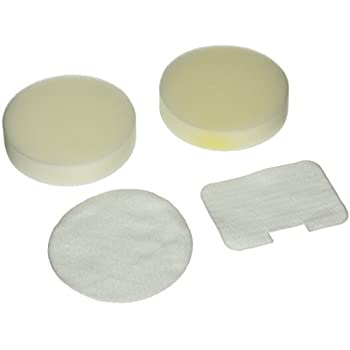 Shark NV22L Foam and Felt Replacement Vacuum Filter Kit 4-Pack Designed To Fit Shark Navigator NV22L; Replaces Shark Vacuum Part # XF22; Designed & Engineered By Crucial Vacuum