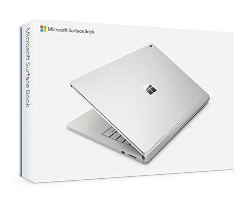 Microsoft Surface Book (1 TB, 16 GB RAM, Intel Core i7, NVIDIA GeForce graphics) (Renewed)