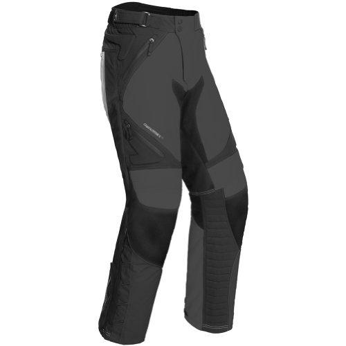 Fieldsheer Adventure Tour Women's Textile Sports Bike Motorcycle Pant - Black / Large