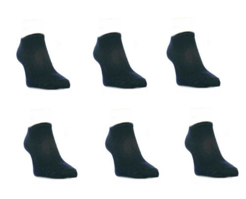 Trainer Black liners By Socks 6 Mens 6 Pairs 11 Of Socks YnwwtpZq