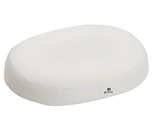 Pivit Molded Foam Ring Donut Seat Cushion with Cover   16