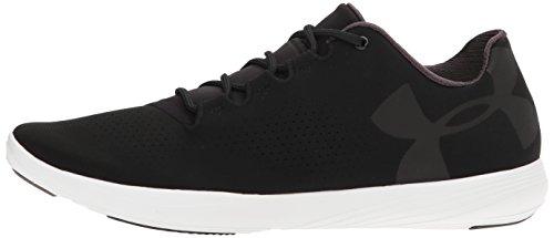 Under Armour Street Precision bota deportiva para mujer, negro/blanco, 11.0 US - 43.0 EU