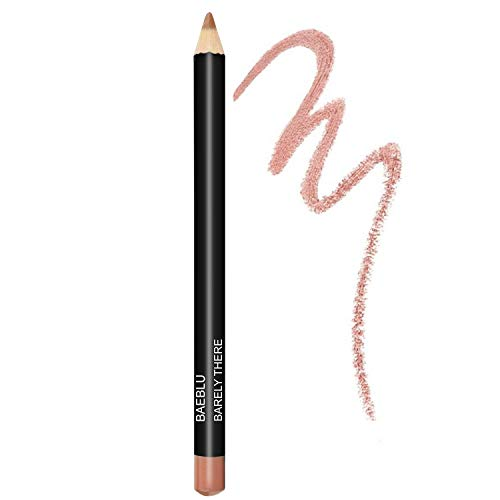 Best Natural Vegan Lip Liner Pencil by BaeBlu, Barely There